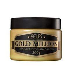 Mascara-Felps-Gold-Million---Dasmaia-Cabelo-300g