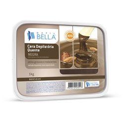 Cera-Depil-Bella-Quente-1kg-Negra