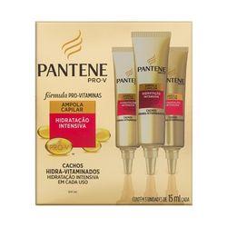Kit-Pantene-Ampola-Capilar-Hidratacao-Intensiva-15-ml-cada.